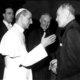 Pope Paul VI and Father Hesburgh
