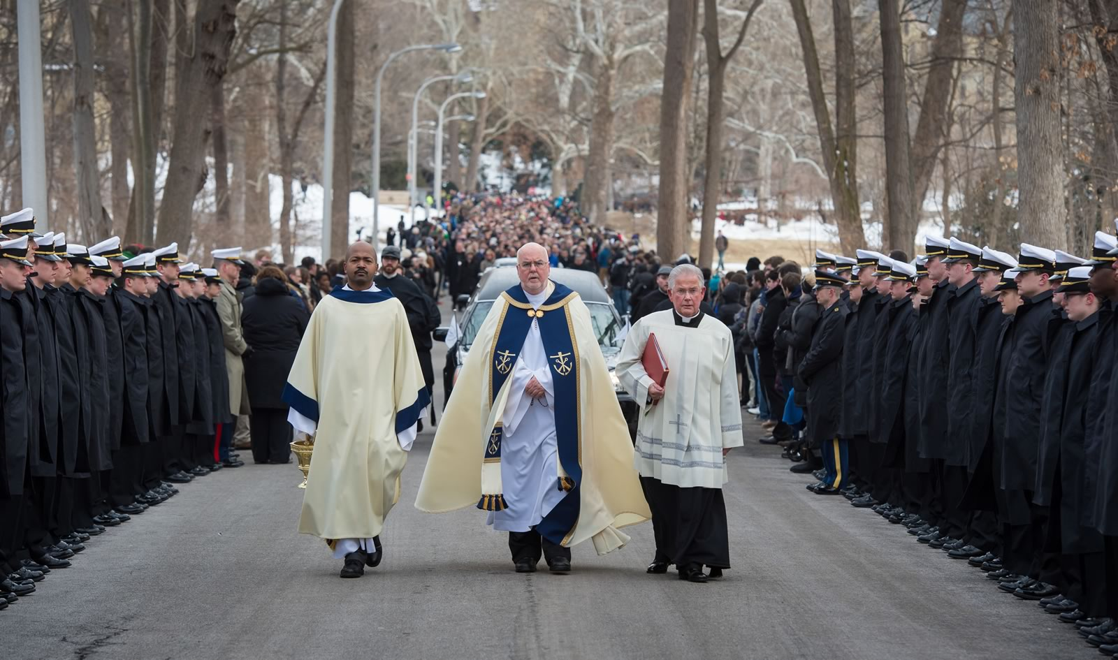 Funeral Mass // Father Hesburgh // University of Notre Dame