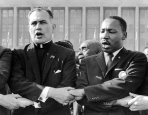Father Hesburgh and Rev